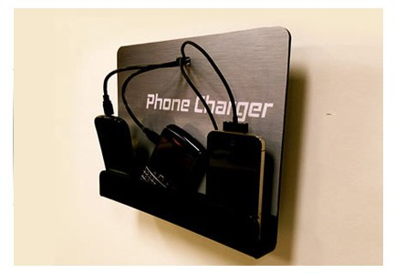 "<span style=""color: #99cc00;"">Table Top Mobile Phone Charging Station </span>"